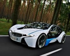 BMW i8 Hybrid is a star