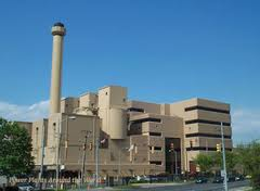 Covanta Energy's waste-to-energy plant, Alexandria, VA